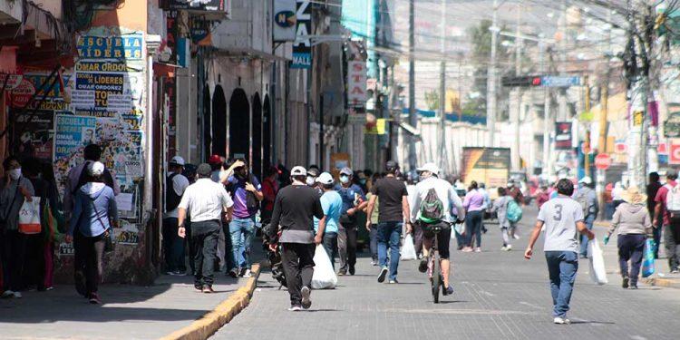 El fin de la cuarentena está cerca y la población sigue sin respetar las restricciones.