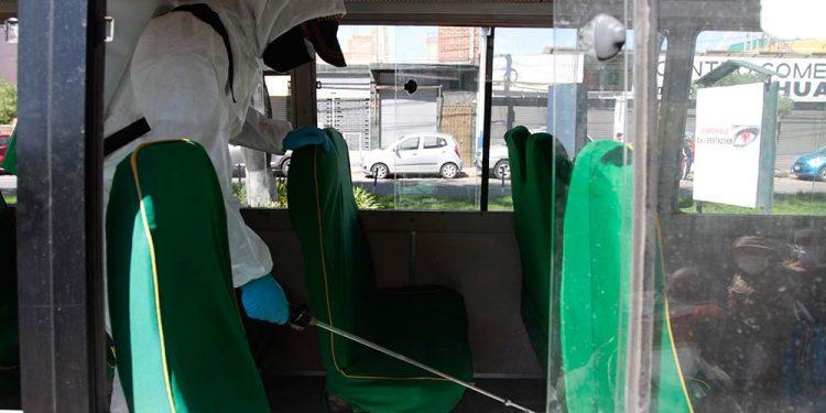 En los siguientes días el Gobierno podría transferir recursos para la limpieza y desinfección de las unidades del SIT.