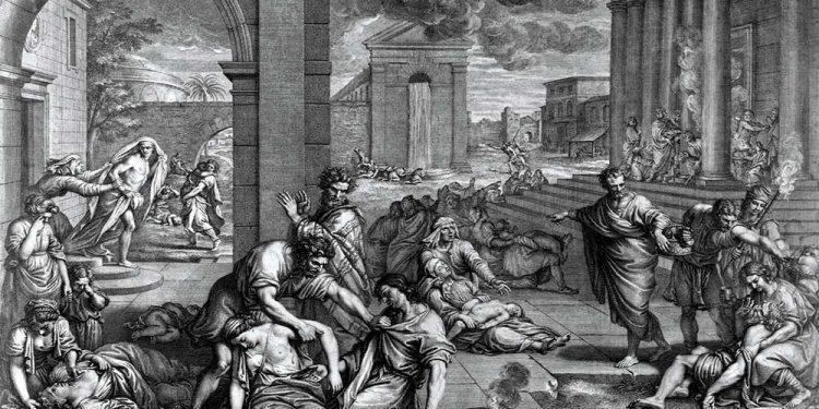 El mundo se enfrentó a varias pandemias a lo largo de la historia y todo pasó. Siempre salimos adelante.
