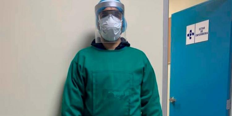 'Bioprotect' es la marca de la indumentaria de bioseguridad creada para personas y personal médico.