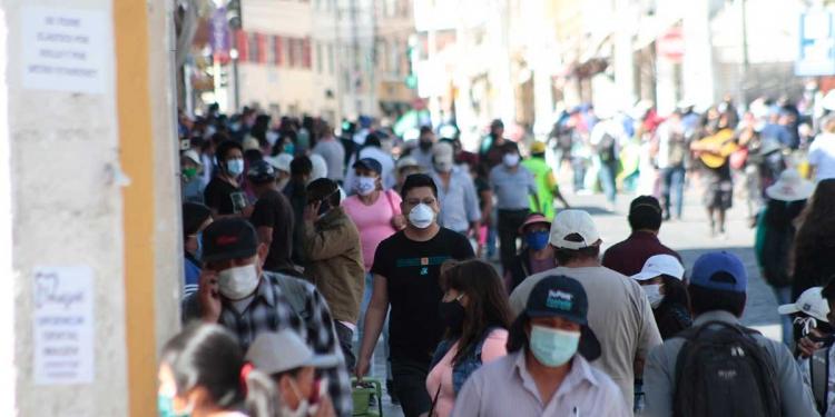 La economía familiar quedó muy afectada por la crisis económica propiciada por la pandemia.