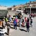 Junto a 'Arequipa es Solidaria' y personal del Ejército llevaron abrigo a las zonas alejadas de Alto Selva Alegre y Sabandía.