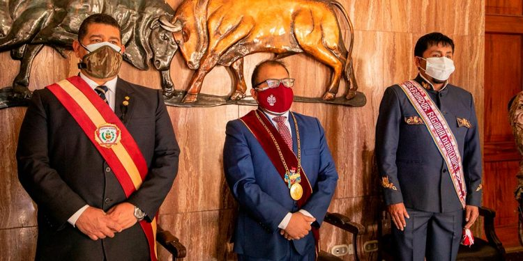 Julio Cáceres emplazó a las autoridades a tomar decisiones urgentes por el bien de Arequipa.