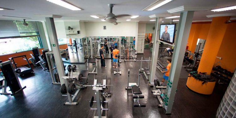 Los gimnasios forman parte de la fase 4 de la reactivación económica.