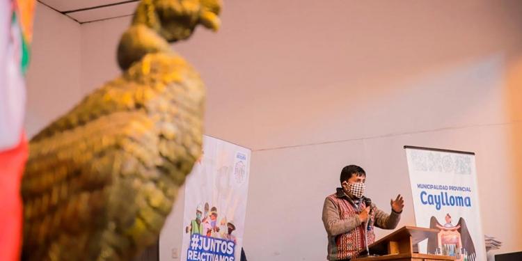 """La """"reactivación económica"""" de Cáceres Llica solo le ayudará a mejorar su capacidad de gasto."""