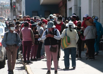 La reducción de la tasa de contagio del virus solo depende de la población. De lo contrario lamentaremos nuestra irresponsabilidad.