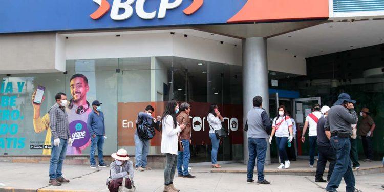 La Superintendencia de Banca, Seguros y AFP (SBS), recomendó a los bancos tomar en cuenta la situación de pandemia y otorgar facilidades a sus deudores.