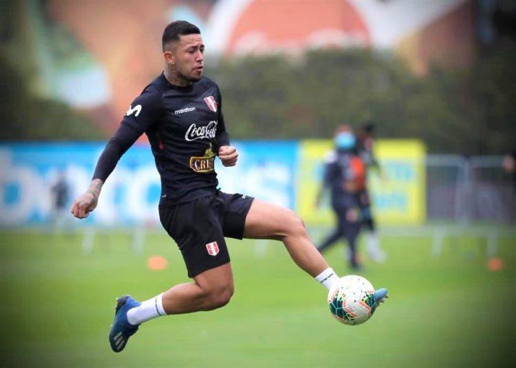 Tras su primera experiencia con la selección peruana, el futbolista espera volver a ser convocado por Ricardo Gareca.