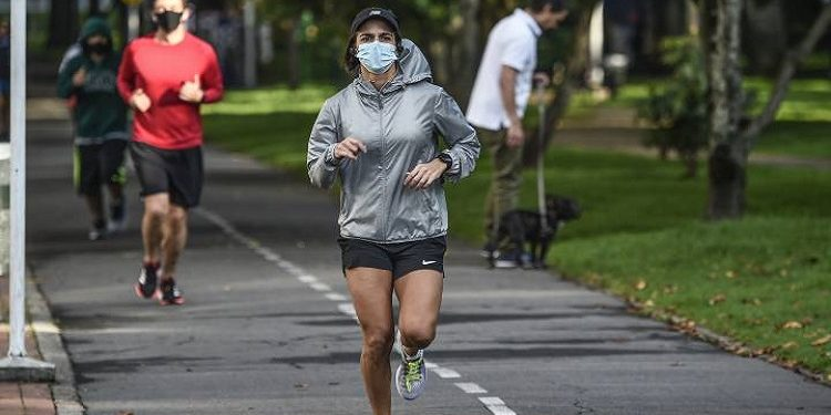 El running y el ciclismo, a pesar de ser deportes que mantienen el distanciamiento social, no son recomendables practicarlos ahora.