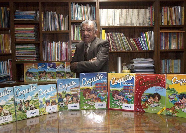 Everardo Zapata Santillana, fue docente y actualmente tiene 94 años de edad. (Foto: Julio Angulo)