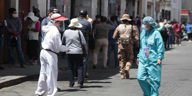 El mayor gasto para afrontar la pandemia golpea más la economía familiar en Arequipa.
