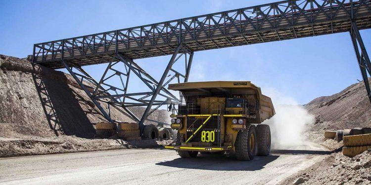 La minería ayudará a atenuar la crisis económica del país por la pandemia.