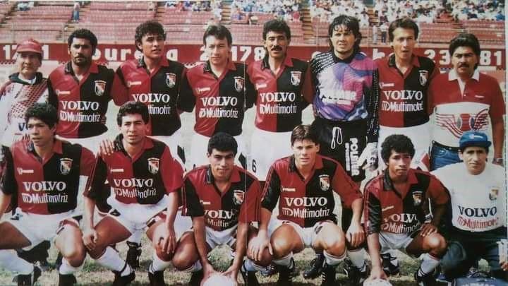 Pedro 'Perico' Requena, llegó al FBC Melgar en 1992. Desde entonces se convirtió en uno de los referentes y figuras del 'dominó'.