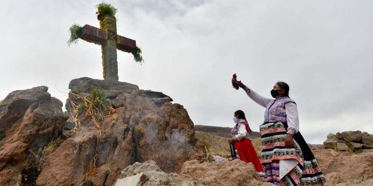 El Valle del Colca recibió nuevamente a los visitantes locales y nacionales.