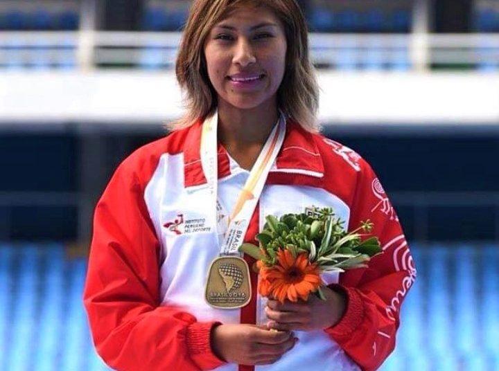 Zulema Arenas, se hizo de un nombre en Sudamérica, pero ahora quiere llegar a sus primeros juegos olímpicos.