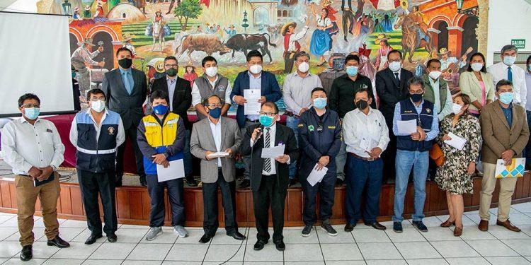 Los alcaldes de Arequipa piden reunión a Francisco Sagasti para exponer su problemática.