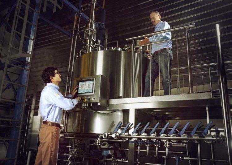 Rolando y Esteban son dos maestros cerveceros que suman juntos 50 años de experiencia.