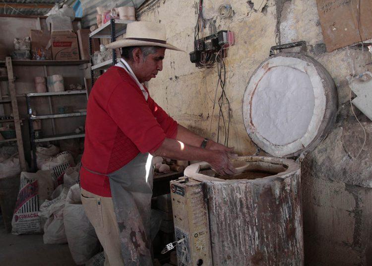 Hasta hoy usa el horno que pudo comprar gracias a los ingresos que obtuvo de las primeras exportaciones de sus productos, hace 15 años.
