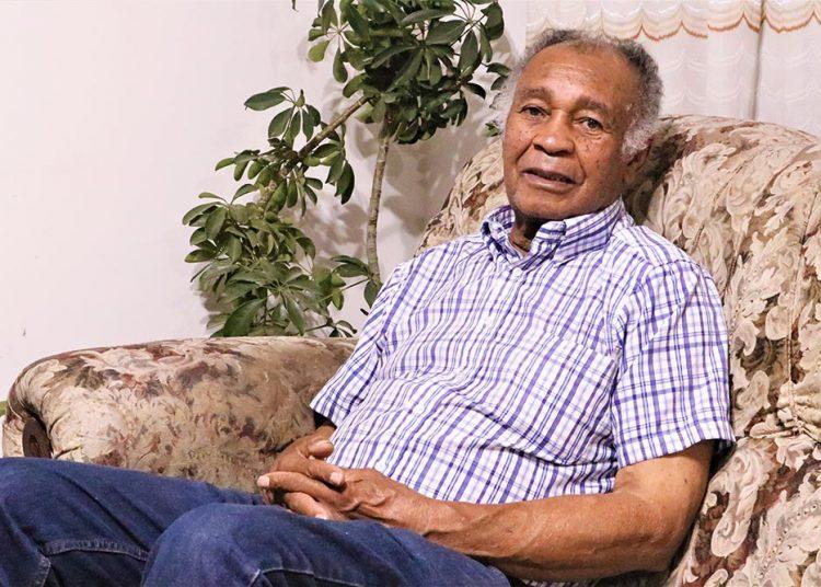 Eusebio Leyva, es un agradecido de Dios, de su familia y los amigos, porque lo apoyaron en los peores momentos de su vida.