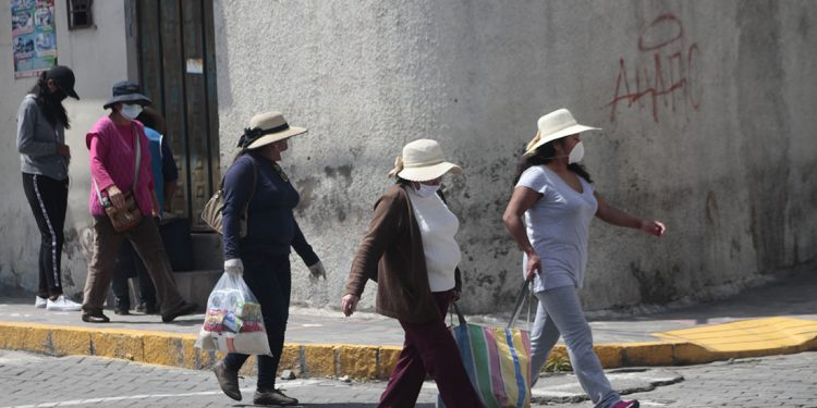 Junto a familias vulnerables, más de medio millar de servidores públicos se beneficiaron con el subsidio de alimentos.