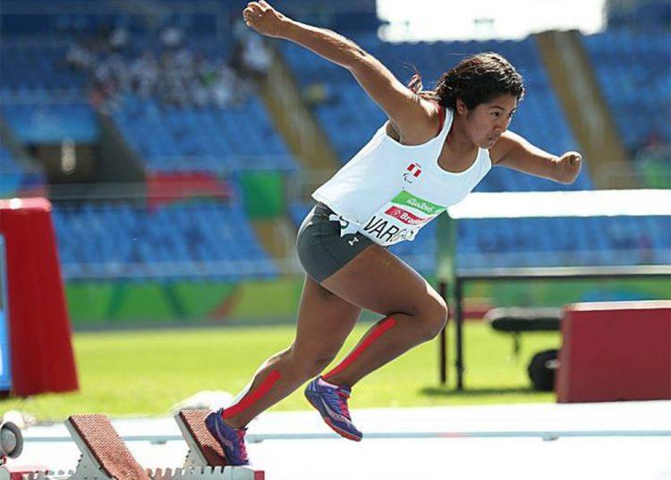 La deportista viajará a Brasil para participar en el Gran Prix de Sao Paulo, donde buscará hacer la marca necesaria para clasificar a Tokio 2020.
