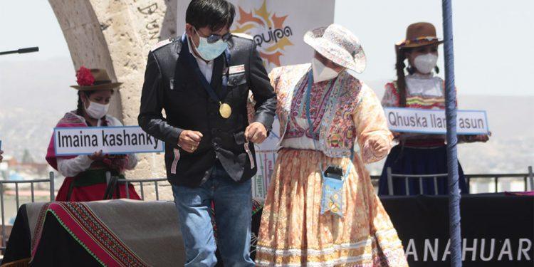 Elmer Cáceres, cumplió su segundo año al frente del Gobierno regional sin nada que destacar.