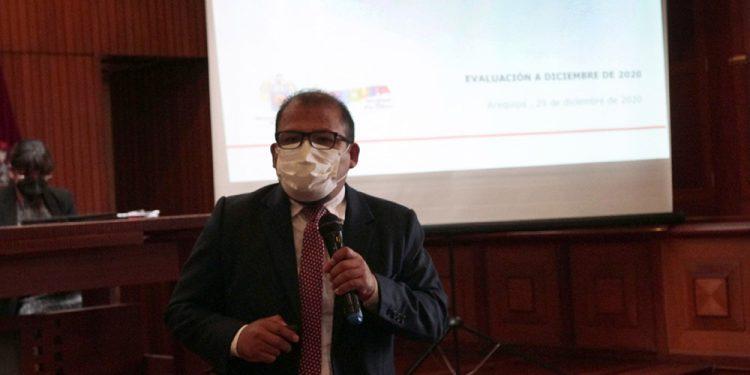 No solo la pandemia, sino su proceso judicial distrajo la actuación de Omar Candia Aguilar en la comuna provincial.
