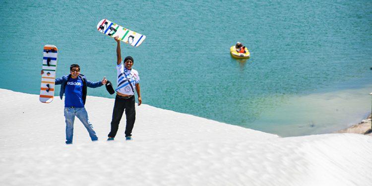 Oasis de la Cano, es otra opción si tiene movilidad particular (Foto: Rubén Aguilar).