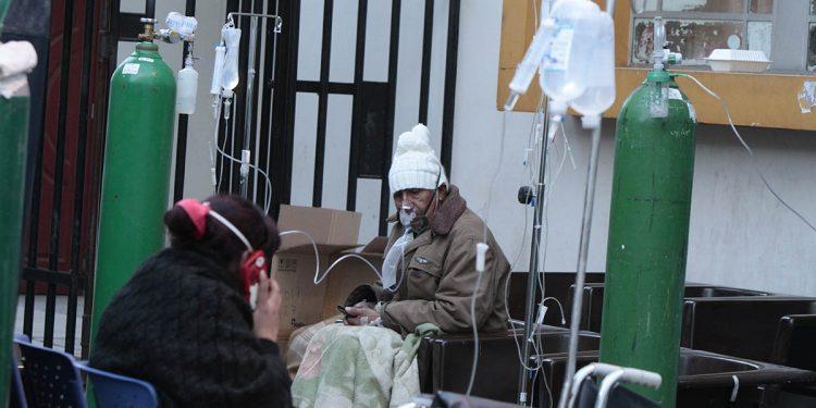 El acceso al oxígeno fue vital para salvar la vida de muchas personas cuando colapsó el sistema sanitario en Arequipa.