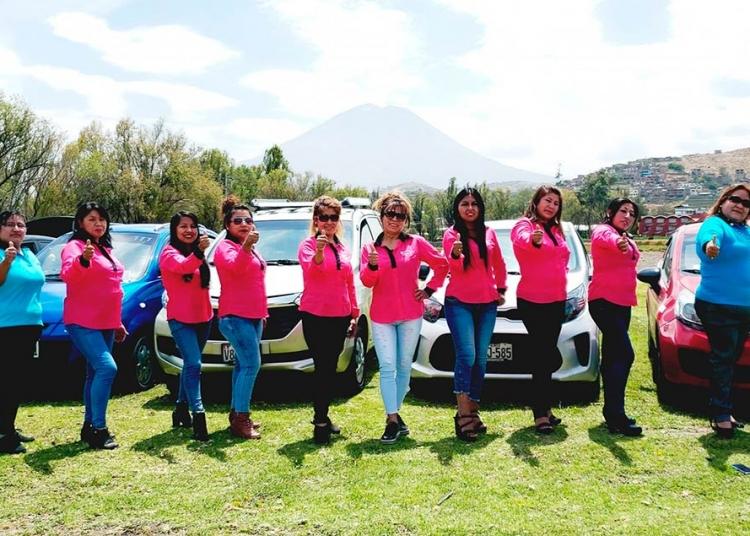 Mujeres con diversas actividades se agruparon para emprender.