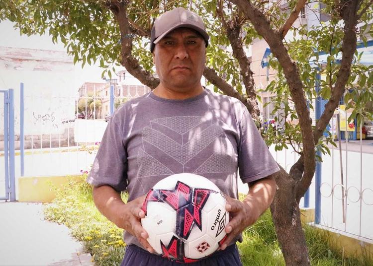 Ricardo Ramírez, no guarda rencor a nadie, pero sigue convencido que se pudo hacer algo más.