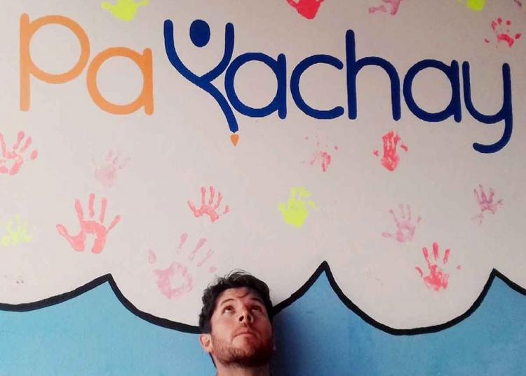 Pa Yachay es el proyecto educativo que inició en 2017.