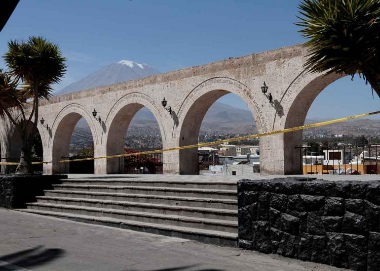 Arequipa es la quinta región más visitada por turistas extranjeros.