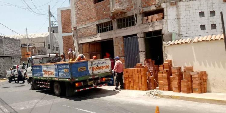 La construcción es una de las actividades permitidas en la actual cuarentena.