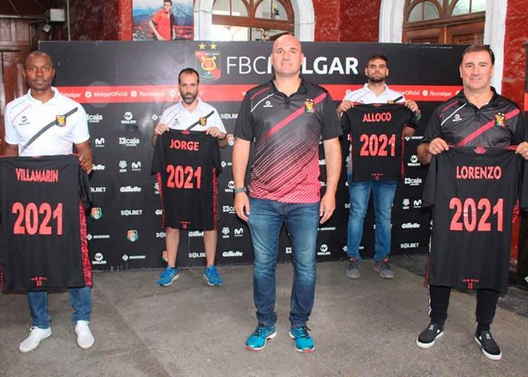 Edgar Villamarín, tendrá su primera experiencia como gerente deportivo en el FBC Melgar. El exfutbolista asumió un reto mayor y clave, para el éxito del equipo rojinegro.