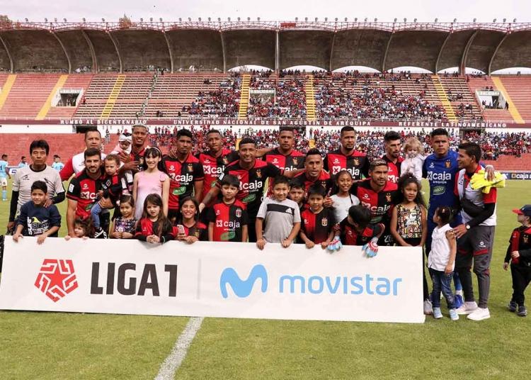 A lo largo de su historia en el fútbol profesional peruano, el FBC Melgar consiguió dos títulos nacionales (1981-2015).