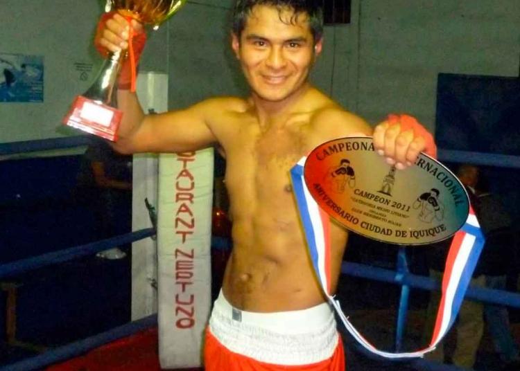 Recuperado. Peñaloza fue campeón internacional en Iquique en 2011.