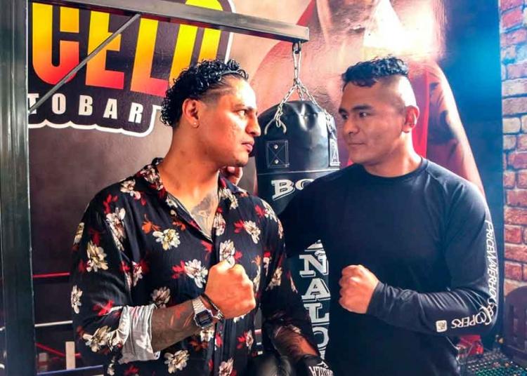 Reto. Espera confirmar la pelea contra Maicelo en Arequipa.