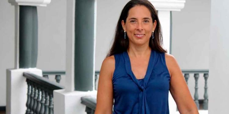 Sandra Carrillo, investigadora del Instituto de Estudios Peruanos (IEP)