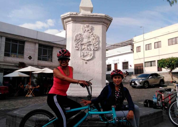 Estos triciclos solidarios, fueron pedidos en alquiler o venta por algunas personas para pasear a sus padres.