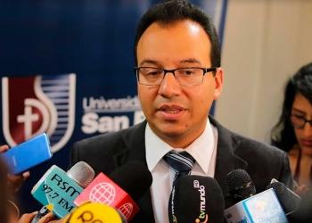 Carlos Timaná, evaluó el resultado de las elecciones presidenciales.