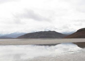 Lagunas que se forman por las lluvias, son parte del atractivo de la reserva natural.