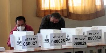 En medio de la actual crisis política, el voto ciudadano debe ser muy reflexivo.