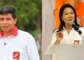 Castillo y Fujimori, disputarán la presidencia de la República el domingo 6 de junio.