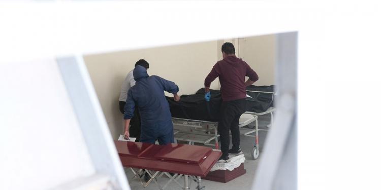 Continúan muriendo personas. Solo ayer se reportaron 26 decesos por coronavirus.