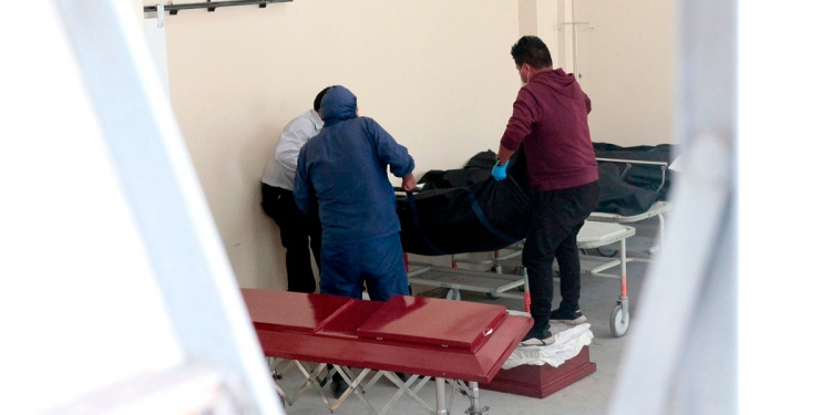 En lo que va del año, 1 961 personas fallecieron debido al Covid en Arequipa.