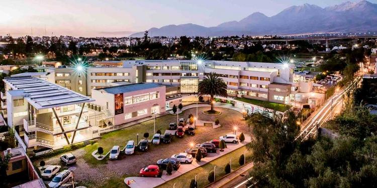 UCSP junto a otras instituciones académicas forman contribuyen en la innovación tecnológica.