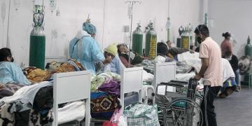 Crisis sanitaria podría desbordar en los próximos días en Arequipa.