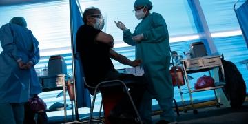 En Arequipa se aplicaron principalmente vacunas de Pfizer.