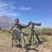 El fotógrafo Pedro Allasi, tiene cerca de 14 años 'acechando' aves en Arequipa y otras regiones del sur del país. Es uno de los profesionales más reconocidos en este campo y sus fotografías así lo demuestran.